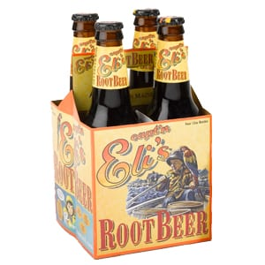 Capt'n Eli's Root Beer 12 oz. Bottles 4pk