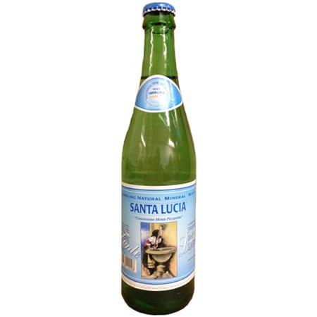 Santa Lucia Sparkling Natural Mineral Water