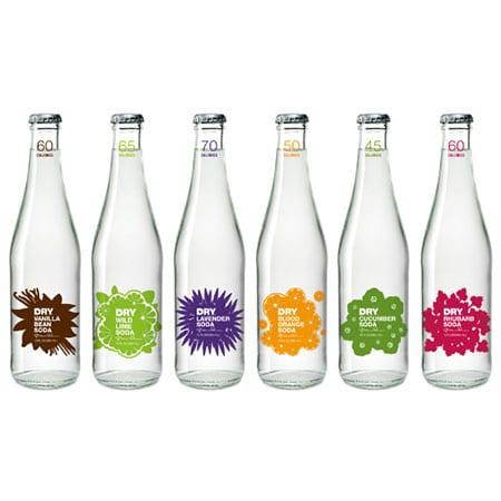 Dry Soda – All Natural Soda